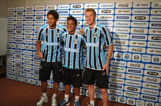 """Felipe Nunes  """"Fiquei um pouco deslumbrado no Grêmio""""  e5995e40f4e58"""
