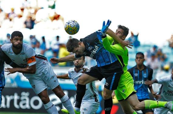 Rodrigo Rodrigues/Divulgação Grêmio