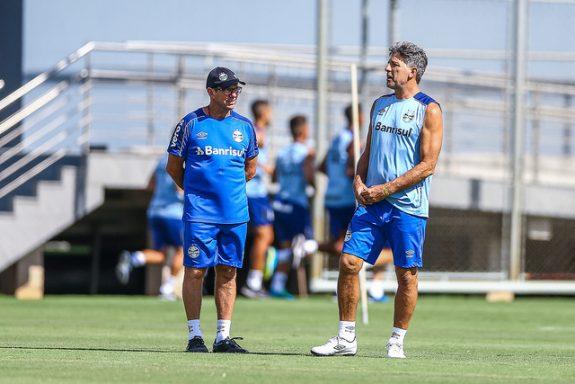 A grande diferença no Grêmio na atual temporada está na qualidade das  opções de Renato para mudar o time ou mesmo poupar os titulares com  segurança 1d203ea11567d